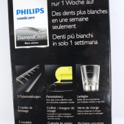 Philips HX9352/04 DiamondClean Sonicare Black edition confezione
