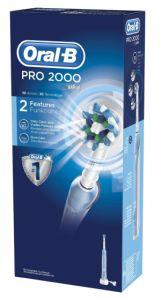 Oral B CrossAction Pro 2000 la confezione
