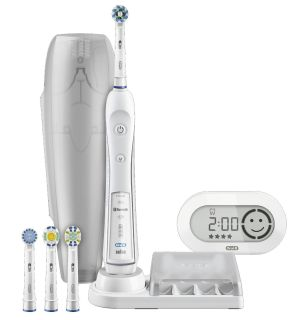 Oral B CrossAction Pro 6000 set completo